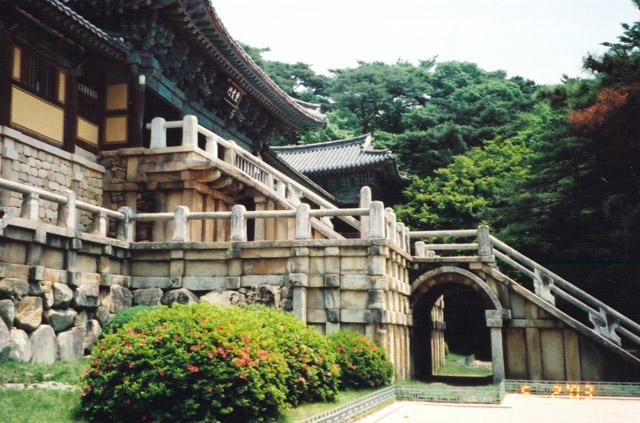 Окрестности Кореи