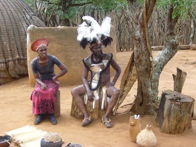 Народ Африки