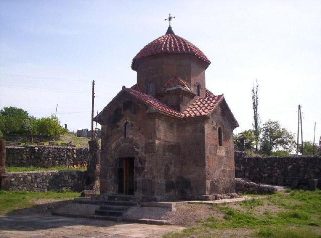 Лучшие памятники Армении