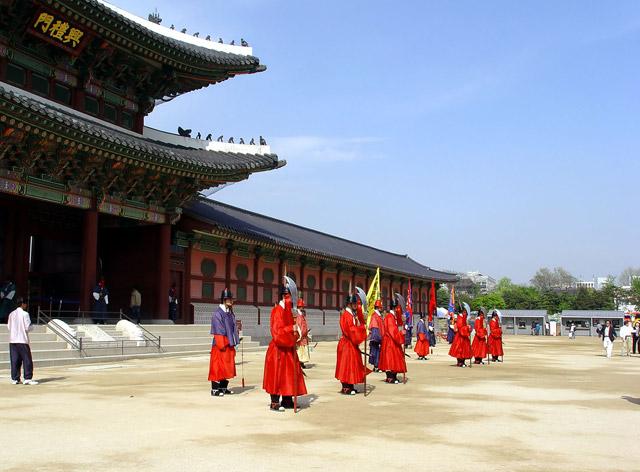 Обряды Кореи