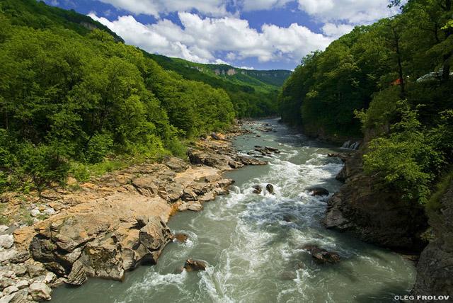 Безумно-красивая природа Крыма