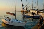 Пристань в Крыме