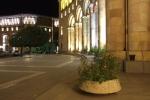 Улицы Еревана вечером