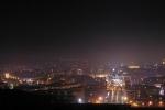 Армения в ночи
