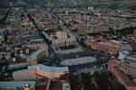 Вид на Ереван с птичьего полета