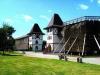 На прекрасной реке Нотель в Польше расположен целый городок-курорт Иновроцлав (Inowroclaw) , который предназначен отдыха. Это тихий район вилл с более чем 50-ма гектарами парка. «Город на соли» – так очень часто называют этот городок, ведь находится он на большой залежи соли.