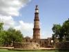 Одним из памятников ислама стала мечеть Кутб-Минар в столице Индии.  Это невероятное сооружение, построенное из песчаника и мрамора, получилось необыкновенно красивым.  Камень для его строительства брали из развалин древних храмов Индии.