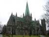 Старинный лютеранский собор возвели еще в XIII веке, хотя строительство началось еще в 1070 году. Город многократно страдал от пожаров, что отражалось и на храме, который несколько раз перестраивался. Последняя реставрация здания проводилась с 1869 по 2001 год.