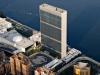 Было решено не объявлять конкурс на проектирование будущего комплекса ООН, а просто собрать коллектив лучших строителей и архитекторов со всего мира.