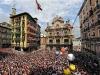 Пампло́на (Pamplona) – один из древнейших городов Испании. Расположен у подножия Западных Пиренеев на реке Арге. Основан город в 70-е годы до нашей эры на месте баскского поселения римлянином Гнем Помпеем, отсюда и пошло название.  Памплона получила мировую известность благодаря празднику Сан Фермин, воспетому в романе Хемингуэя, а также энсьерро – бегу по улицам от разъяренных быков.