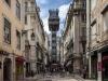 Жители португальской столицы называют его любимым аттракционом туристов. С его верхней площадки открывается панорамный вид на Лиссабон, который просто завораживает.