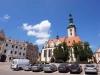 Та́бор(Tábor) – город на берегу реки Лужнице в Чехии. В 13 веке Табор был построен как военная крепость и Градиште. Он стал опорой сторонников Яна Гуса. Название город получил в честь горы Фавор в Израиле.