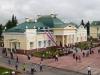 В Юрге располагаются краеведческий музей, мемориальные комплексы и музей изобразительного искусства детей народов  Дальнего Востока и Сибири.