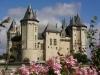 У замка Сомюр были моменты и великого расцвета, и сильного упадка. На протяжение долгого времени он использовался в качестве тюрьмы, а затем как арсенал и казарма. В начале 20 столетия замок был отреставрирован и в нем разместился музей.