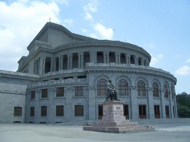 Главная достопримечательность Еревана