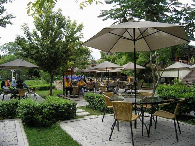 Кафе в Ереване
